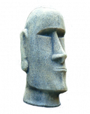 Easter island's head LM