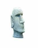 Easter island's head MM