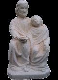 St Jean et Jésus