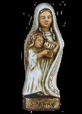 Ste Anne et la Vierge moderne