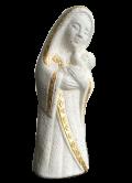 Vierge Marie avec dentelle