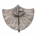 Cadran solaire Goélette