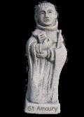 Statue statuette ou figurine du pr nom saint amaury - Amaury prenom ...